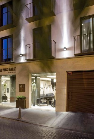 Parking Vincci Mercat Hotel Valencia