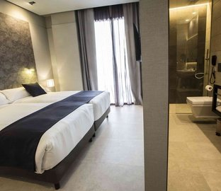 Double rooms Vincci Mercat Hotel Valencia